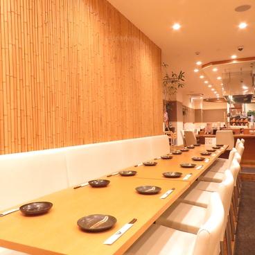 天ぷらめし 下の一色 丸の内の雰囲気1