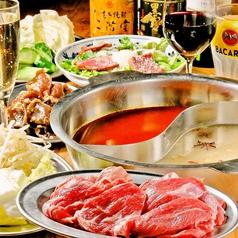 羊肉酒場 悟大 武蔵小杉店のコース写真