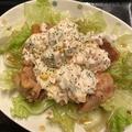 料理メニュー写真自家製タルタルソースチキン南蛮