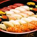 料理メニュー写真【寿司盛り合わせ】
