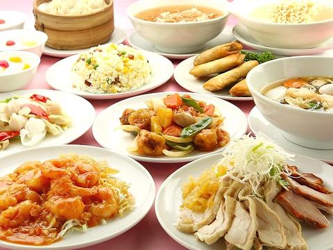 【ファミリーにオススメ!】台湾料理をリーズナブルにご提供! ファミリーコース