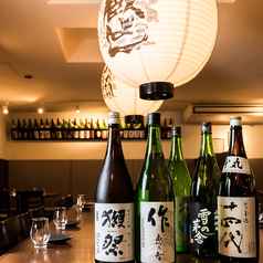 日本酒バル 蔵よし 虎ノ門店の写真