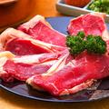 料理メニュー写真国産牛しゃぶしゃぶセット