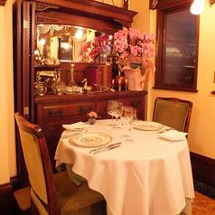 レストラン ラ・シャンスの雰囲気1