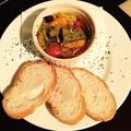 料理メニュー写真野菜のアヒージョ