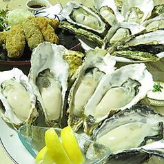 ばさら 牡蠣 basaraのおすすめ料理1