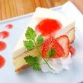 料理メニュー写真CLASICCガトーショコラ/ホワイトチーズケーキ