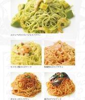 《モコモコの本格パスタ》680円~780円