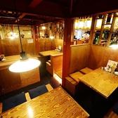 天ぷら酒場 KITSUNE 一宮店の雰囲気3