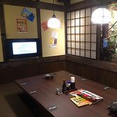 宴会に最適な個室タイプのお席(写真は系列店)