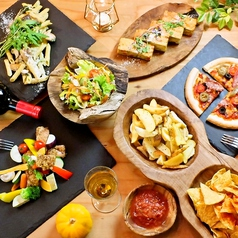 Kobe harbor kitchen Haji コウベハーバーキッチン ハジのコース写真