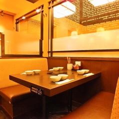 【テーブル席】4名様~