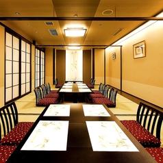 日本料理 さがみ庭 キャッスルプラザ店の雰囲気1