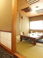 【3F 離れ個室】結納や会食など晴れの日利用にどうぞ。