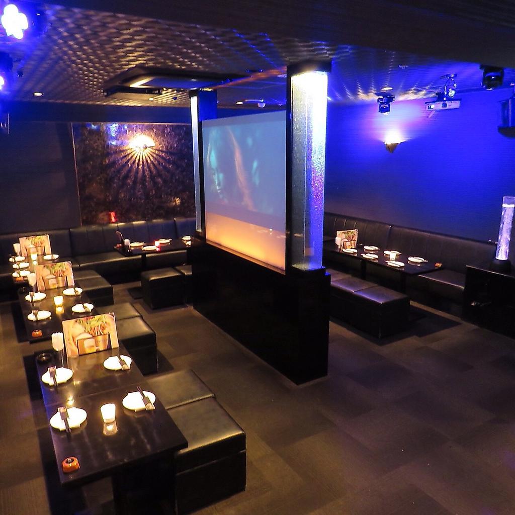 完全個室あり 最大65名様の広々ソファー席 Delight(ディライト)|店舗イメージ2