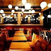 ブラッスリーアンドワイン カフェ バズ Brasserie&Wine Cafe BUZZの雰囲気3