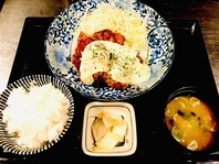 鶏の唐揚げ食べ放題☆満腹ランチがALL850円で登場★