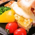 料理メニュー写真≪5≫花畑牧場 ラクレットチーズ