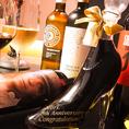 本格ワインを豊富に取り揃えリーズナブルにお愉しみ頂けます。
