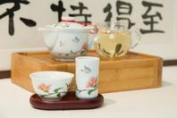 人気の台湾茶を種類多数用意