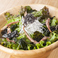 料理メニュー写真塩昆布チョレギサラダ