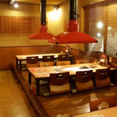 炭火焼肉屋さかい 東広島西条店の外観3