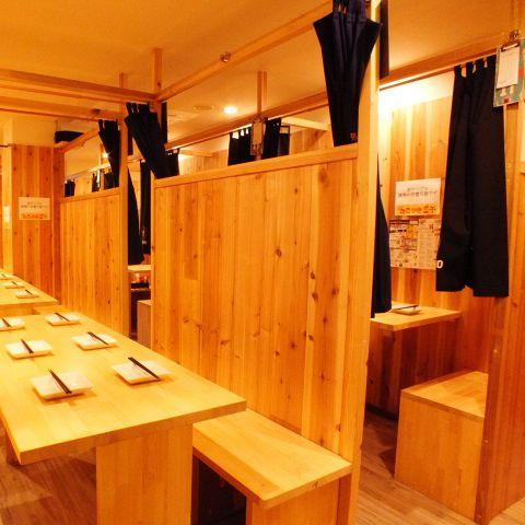 串かつ たこ焼き 王子 京都木屋町店|店舗イメージ2