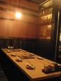 宴会個室10名様用掘りこたつ式個室.9名様から10名様までのご利用で予約承れます。席タイプ掘りごたつ個室仕切り半個室(スクリーンで仕切られております) 人数9名様~10名様 チャージ無料 喫煙可 !
