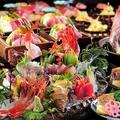 料理メニュー写真抜群の新鮮さ!各種宴会コースはどれもお勧め!