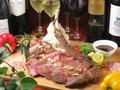 料理メニュー写真【要予約】1kgの大迫力骨付き肉!トマホークステーキ