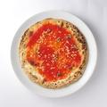 料理メニュー写真アンチョビガーリックピザ