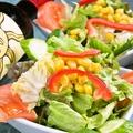 料理メニュー写真グリーンサラダ Green Salad