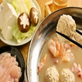 料理メニュー写真博多水炊き(白)