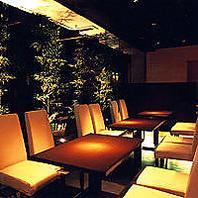 <大人の隠れ家>和紙と竹をあしらった和風ダイニング