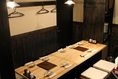 7名様~9名テーブル席.貸切タイプテーブル席/半個室 人数着席:7名様~9名様 貸切条件なし チャージ無料 喫煙可