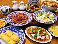 広東料理 鳳麟 HORINのコース写真