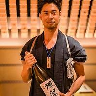 【日本酒約80種・生ビール含む単品飲み放題】