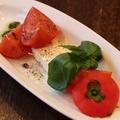 料理メニュー写真ランタンルージュのカプレーゼ