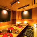 【立川駅での宴会に最適】お席は最大60名様までOK♪宴会・飲み会で◎