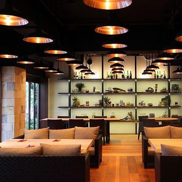 モンスーンカフェ Monsoon Cafe G-Zone銀座の雰囲気1