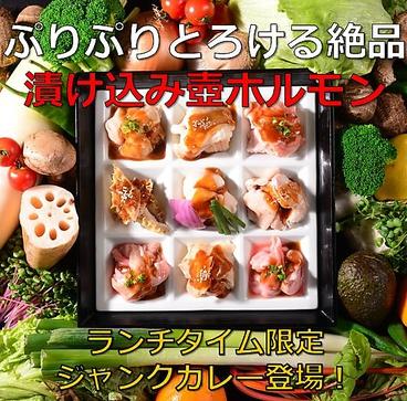ジャンクカレー ホルモンキッチン 各務原店のおすすめ料理1