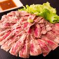 料理メニュー写真黒毛和牛A5ステーキ丼