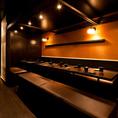 所沢で10名様以上の大人数宴会をお考えの際は、ぜひ酒楽庵へお越しください!20名様までご案内可能な掘りごたつ席の半個室がございます。また、30名様からフロア貸切も承っており、最大35名様までOKです!宴会に最適な飲み放題つきのコースは3500円~とリーズナブル。空席情報等、お気軽にお問い合わせください!