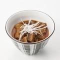 料理メニュー写真【数量限定】牛たん入りモツ煮(醤油味)