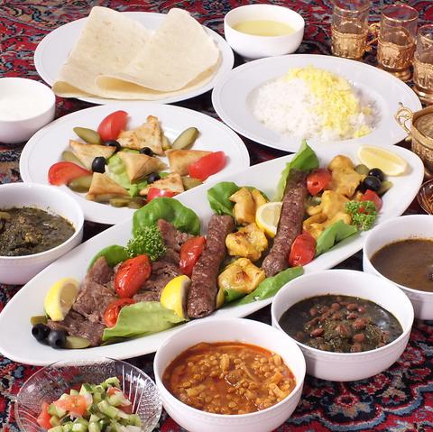 ペルシャレストラン MADAR