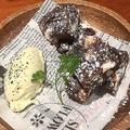 料理メニュー写真生チョコロッキーロード&マスカルポーネ