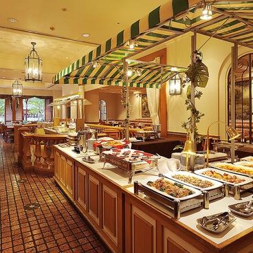 パレスホテル立川 イルペペ iL PePeの雰囲気1