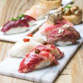 博多中洲 肉寿司のおすすめ料理3