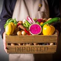 好きなものを、好きなだけ。道産野菜にこだわり◎
