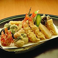 西麻布 天ぷら 魚新の写真